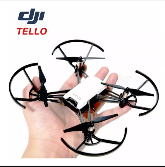 Mini Drone Dji Tello, Câmera Hd 5mp.