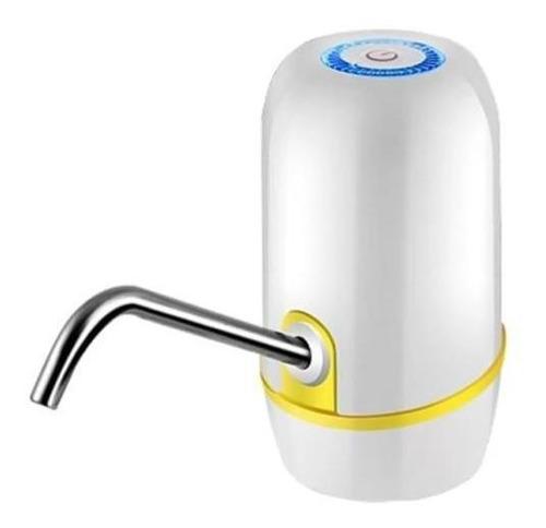 Bomba Dispensador De Agua Eléctrico Con Carga Usb