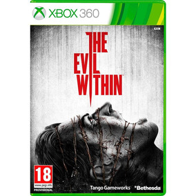Game Xbox 360 The Evil Within - Original - Novo - Lacrado