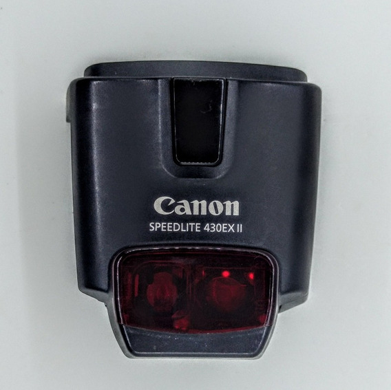 Flash Canon 430 Ex Ll Tampa Frontal