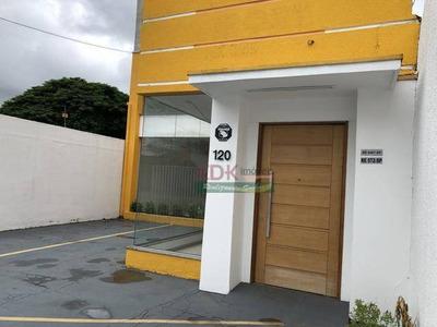 Sala Para Alugar, 295 M² Por R$ 4.500/mês - Centro - São José Dos Campos/sp - Sa0198