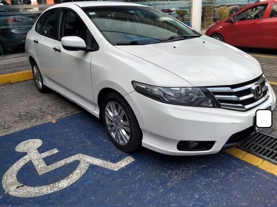 Honda City Sin Definir 4p Lx L4/1.5 Aut