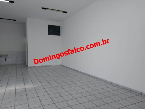 Locação - Salão - Centro - Nova Odessa - Sp - D0229