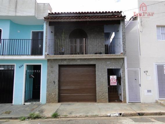 Casa Com 3 Dormitórios Para Alugar Por R$ 1.300,00/mês - Vila Aparecida - Bragança Paulista/sp - Ca0653