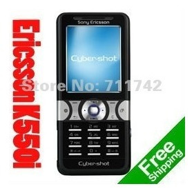 Pedido Celular Sony Ericsson K550 Libre De Fabrica 2mpx