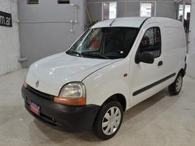 Renault Kangoo Rl Express 1.9 Diesel 2000 Color Blanco