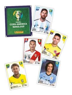 Figuritas Copa América Brasil 2019 Simples A Elección Panini