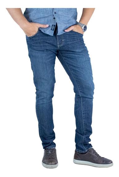 Jeans Innermotion Para Caballero Corte Entubado. Estilo 3267