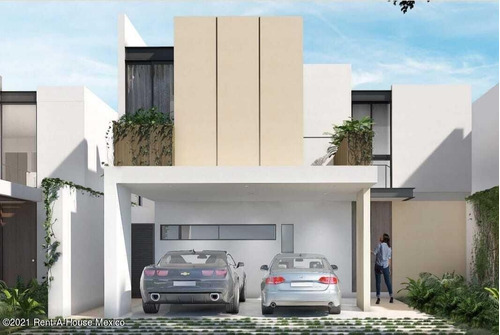 Imagen 1 de 7 de Casa En Venta En Cholul Merida 214854jl