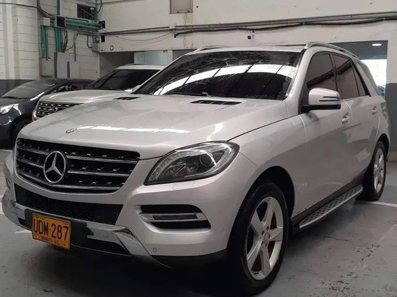 Mercedes Benz Ml 250 Cdi 4 Matic