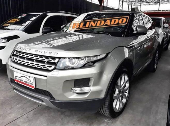 Land Rover Evoque Prestige Tech 2.0 16v Gasolina 4p Aut.
