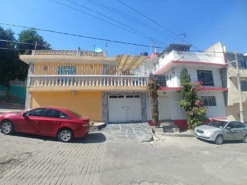 Venta Casa En Xalostoc