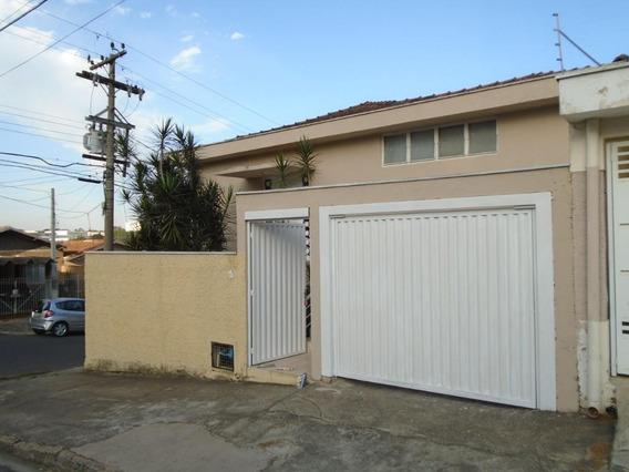 Casa Com 3 Dormitórios Para Alugar, 123 M² Por R$ 1.100,00/mês - Vila Monteiro - Piracicaba/sp - Ca3242