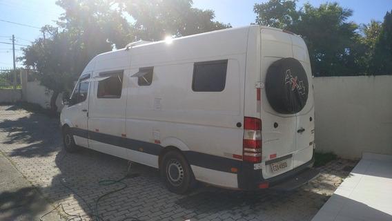 Motorhome Motorcasa Sprinter 515 Van Barato Trailer