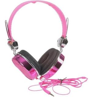 Audifonos Diadema Con Micrófono Bling Niña Ihip Pblinghp2