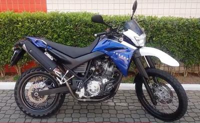 Yamaha Xt 660 Azul