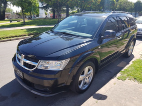Dodge Journey R/t 2,7 At Dvd 7a Impecable!