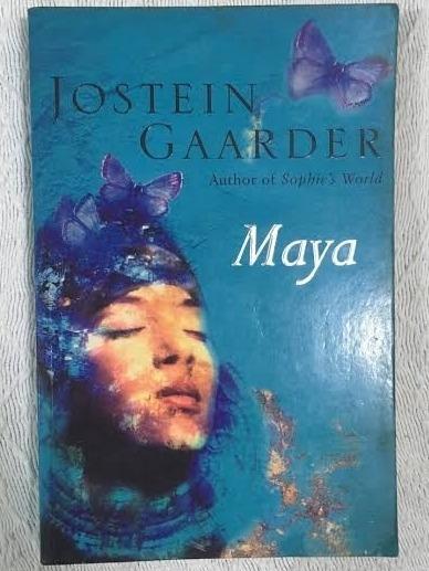 Maya Livro De Jostein Gaarder Em Inglês