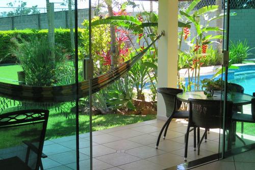 Casa Em Condomínio À Venda Em Campinas/sp - Ca3802