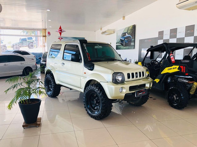 Suzuki Jimny 1.3 4x4 16v Gasolina 2p Manual