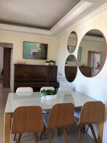 Imagem 1 de 26 de Lindo, 3 Dormitórios - Jd Chapadão - Ap18760