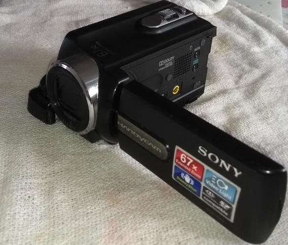Filmadora Handycam Dcr-sr21 Sony