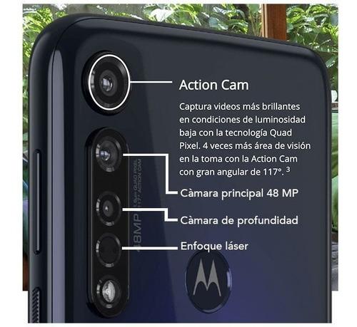 Motorola G8 Plus  Nuevo En Caja Sellada