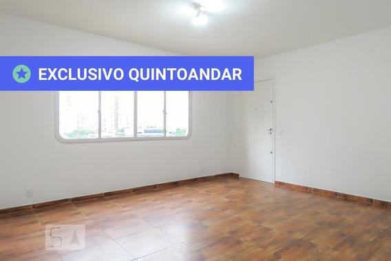 Apartamento No 9º Andar Com 2 Dormitórios E 2 Garagens - Id: 892971679 - 271679