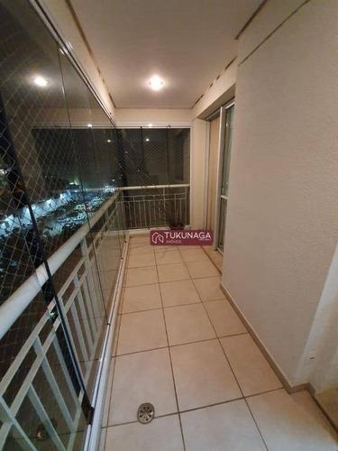 Apartamento À Venda, 104 M² Por R$ 900.000,00 - Lauzane Paulista - São Paulo/sp - Ap4947
