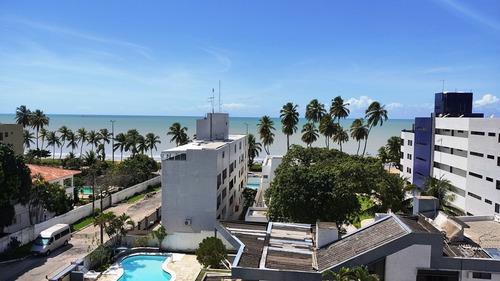 Imagem 1 de 14 de Ref: Ap023 - Apartamento À Venda, Cabo Branco, 4 Quartos