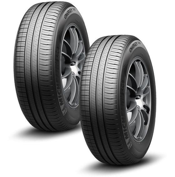 Paquete De 2 Llantas 175/65r14 Michelin Energy Xm2 82h