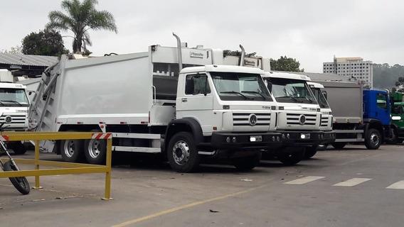 Vw 17250 Compactador De Lixo $79890,00 Cada - 10 Unidades