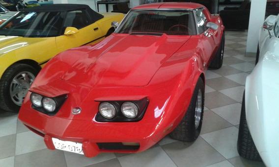 Corvette Stingray 1976 - V 8 - 350 Pol.