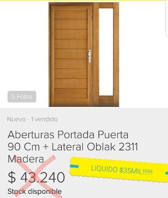 Puerta Oblack