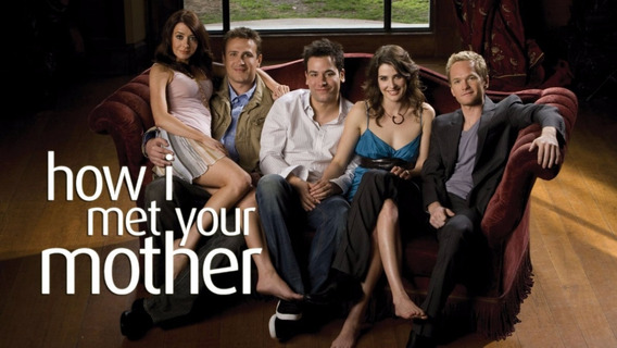 How I Met Your Mother As 9ª Temporadas Completas Hd