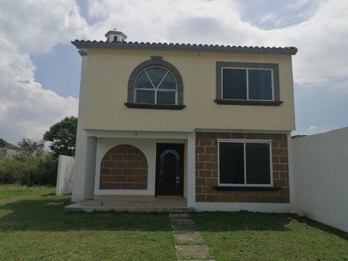 Cuautla Casa Nueva En Venta Oportunidad!