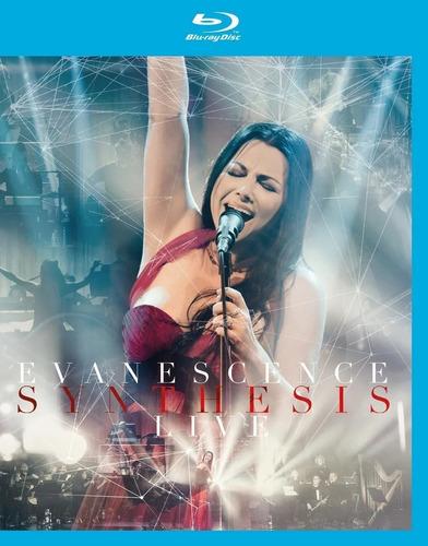 Imagen 1 de 1 de Evanescence Synthesis Live Blu-ray Imp.new Cerrado En Stock