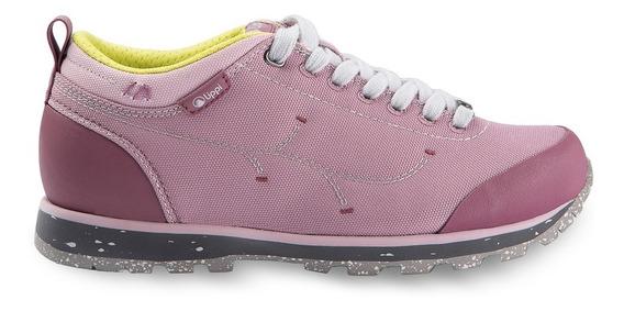 Zapato Mujer Ecowoods Rosa Lippi