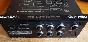 Amplificador Stereo Quadrifônico Quasar Qa-1150