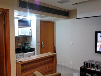 Flat Tatuapé | 01 Dormitório Fora Do Pool. Para Moradia Ou Investimento. - Fl0271