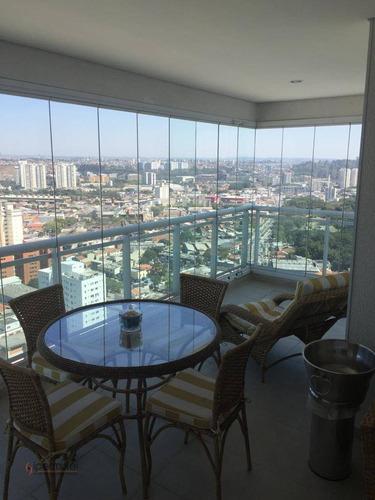 Ótimo Apartamento Com 1 Dormitório À Venda, 74 M² - Alto Da Boa Vista - São Paulo/sp - Ap1539