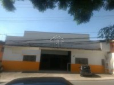 Galpão Para Locação No Bairro Vila América, 800 Metros - 8818mercadoliv