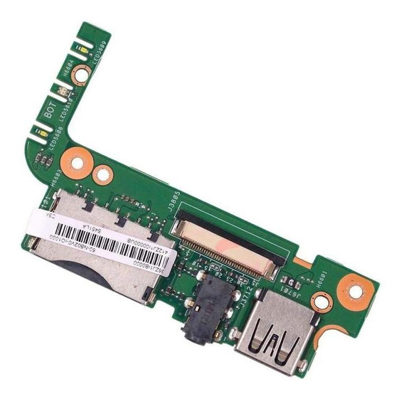 Placa Auxiliar Notebook Asus S451 (9950)