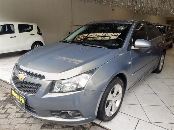 Chevrolet Cruze Lt 1.8 16v Automático Flex Completo 2013