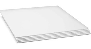 Lamina De Icopor Grosor 1,5 Cm X 8 Pliegos De 1 X 1 Metros