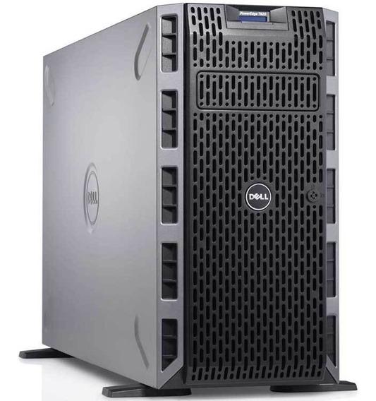 Servidor Dell T620 32gb 04 X 600 Gb Sas 15k 3,5 Com Defeito