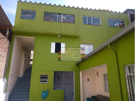 02 Casas Com 03 E 02 Dormitórios À Venda, 275 M² Por R$ 480,000,00 - Pirituba - São Paulo/sp. - Ca0622