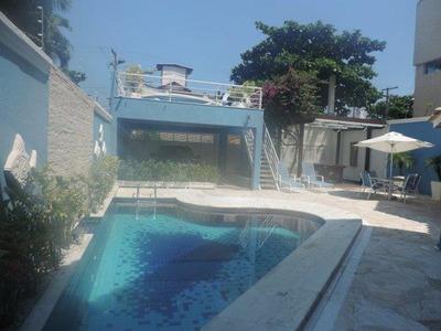 Casa Residencial À Venda, Enseada, Guarujá - Ca1347. - Ca1347