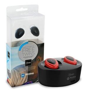 Audífono Bluetooth Mlab Free Twins .: Mundotecno :.