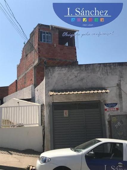 Casa Para Locação Em Itaquaquecetuba, Jardim Altos De Itaquá, 2 Dormitórios, 1 Banheiro, 1 Vaga - 190903